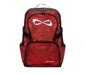 Nfinity Colour Sparkle Backpack - Red