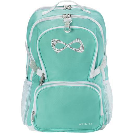 Nfinity Teal Princess Backpack