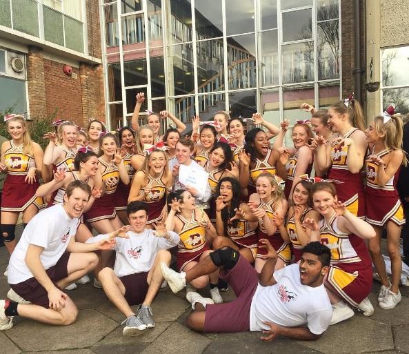 Butler Tigers Cheerleading