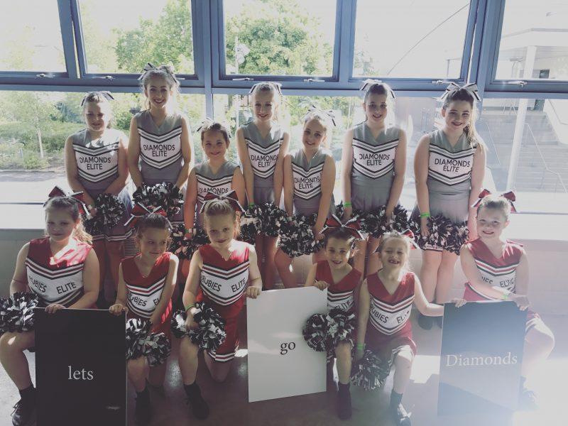 Gemstone Cheerleading
