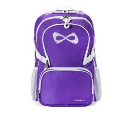 Nfinity Purple Princess Backpack