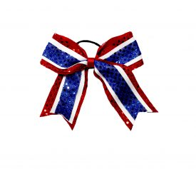 Cheer Bow Sequin