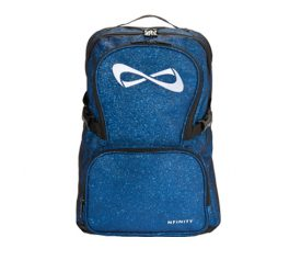Nfinity Royal Blue Sparkle Backpack