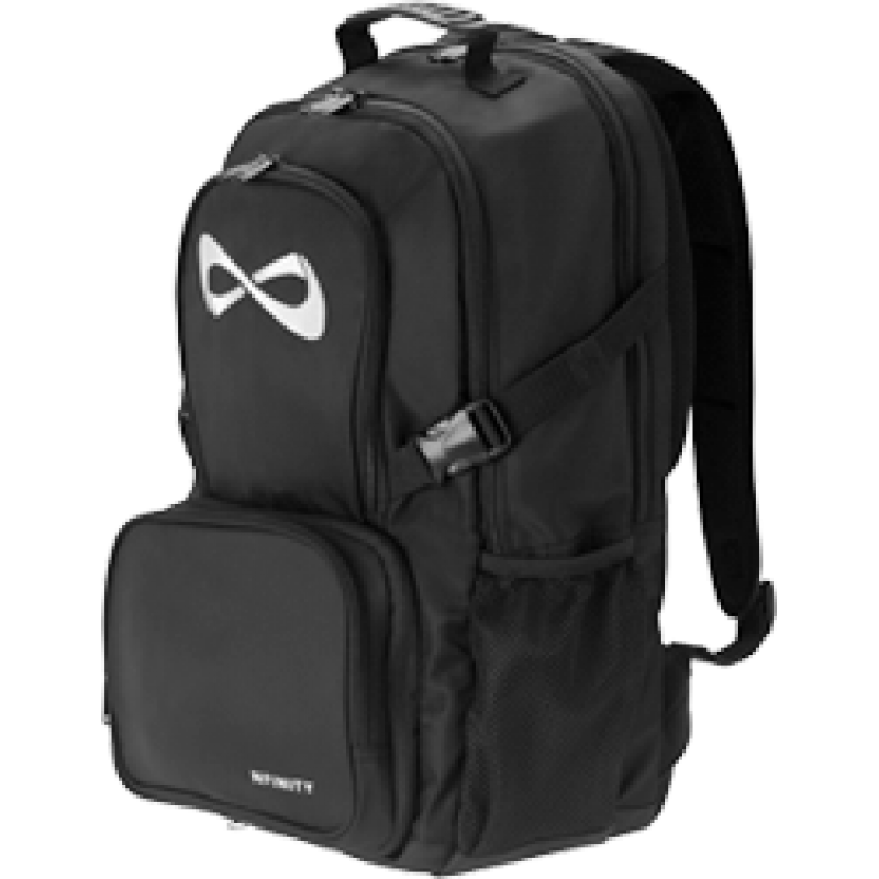 backpack infinity nfinity backpacks cheer excel princess centre teal classic side