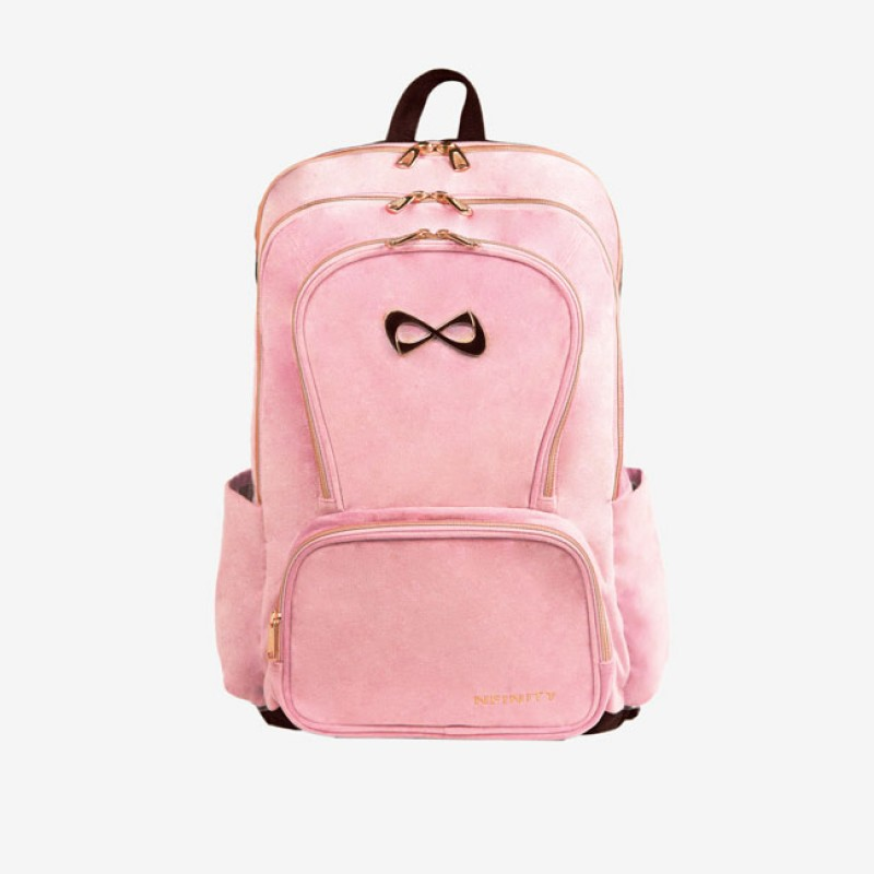 f57cdbf6c647 Nfinity Dusty Rose Backpack - LIMITED EDITION - Cheer World