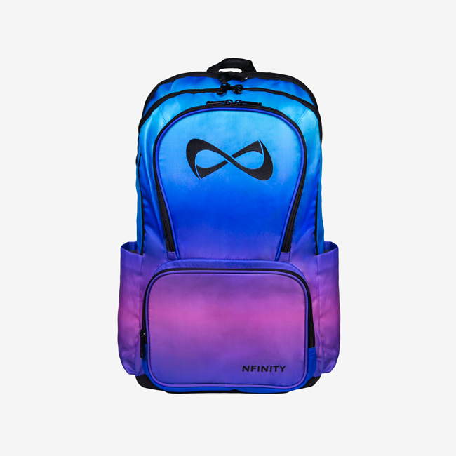 2b38738fc08d Nfinity Ocean Ombre Backpack - LIMITED EDITION - Cheer World