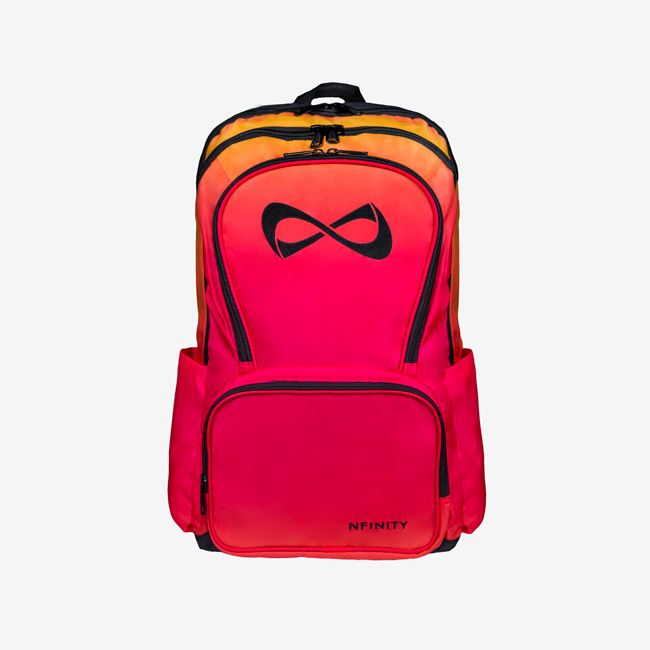 ca59afe3f36a Nfinity Sunset Ombre Backpack - LIMITED EDITION - Cheer World