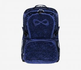 cd64841eefe5 Nfinity Navy Sparkle Millennial Backpack - LIMITED EDITION - Cheer World