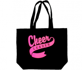 Image of Cheerleader Tote Bag