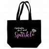 Image of Cheerleaders Don't Sweat They Sparkle Tote Bag