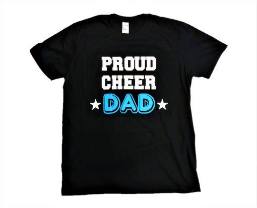 Image of Proud Cheer Dad T-Shirt